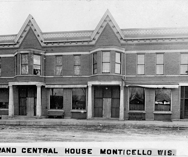 old photo monticello