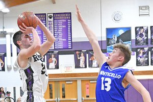 Timberwolves on track for title