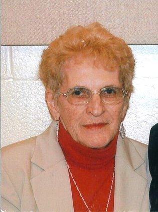 Elizabeth 'Betty' G. Makovec