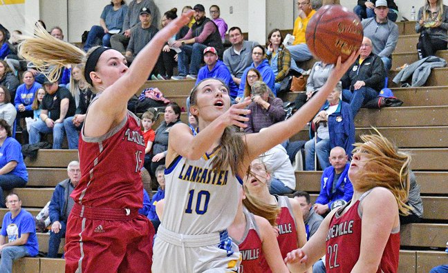 Platteville proves to be too much for Lancaster ladies