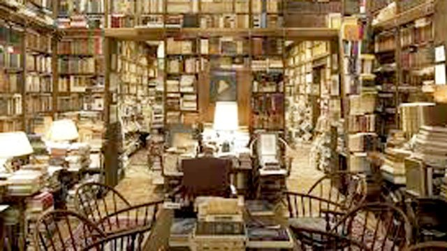 Em's reading room