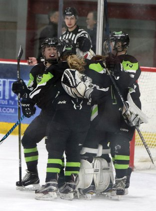 game winning celly fury