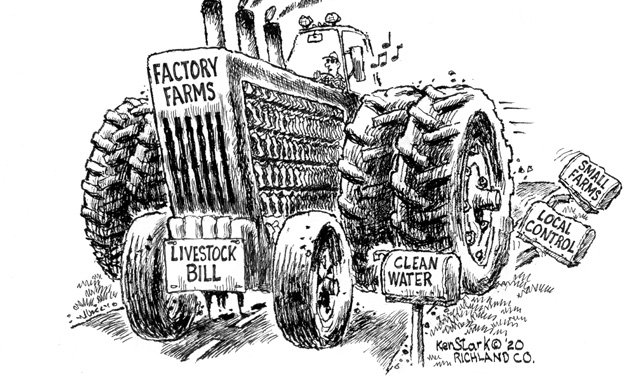 Factory Farms_Ken Stark