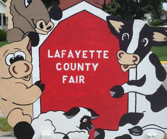 lafayette county fair
