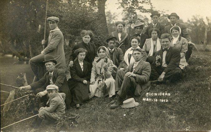 old photo brodhead
