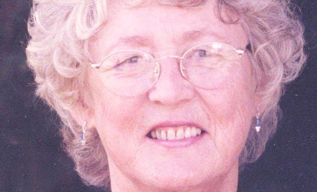 Barbara Gordinier, 1927-2020
