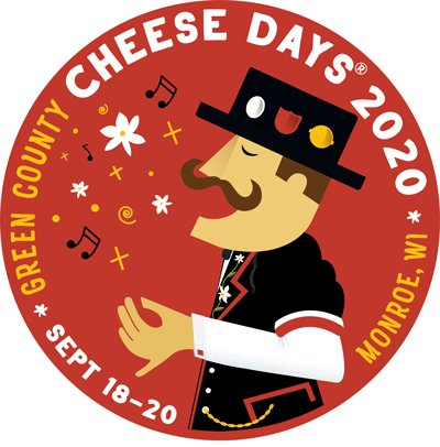 cheese days logo 2020
