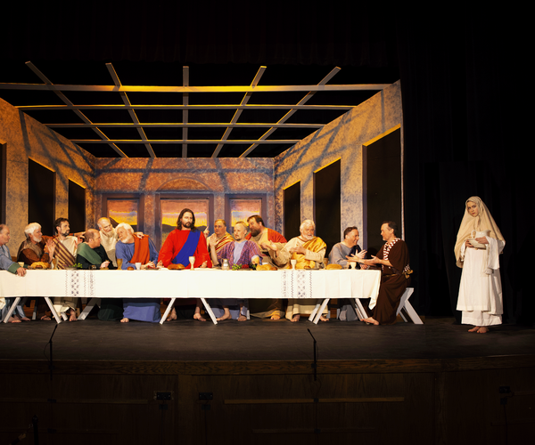 'The Last Supper' opens this weekend