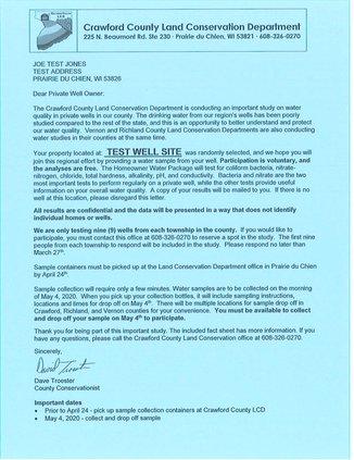 Crawford DAWS letter