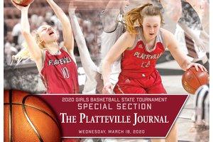 Platteville girls cover