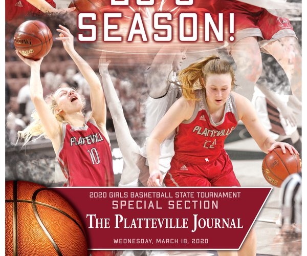 Platteville girls cover