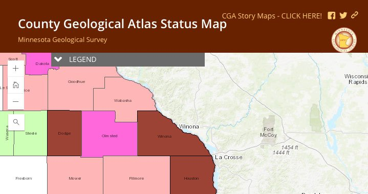 Minnesota Groundwater Atlas
