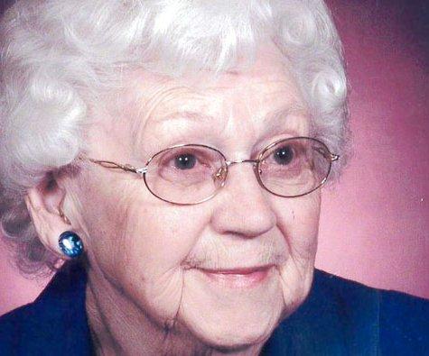 Myrtle Olson, 1920-2020
