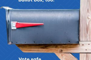 This is a ballot box too
