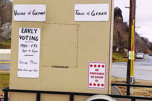 Local clerks find ways to facilitate voting safely