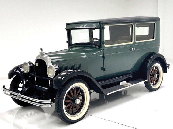 old photo car