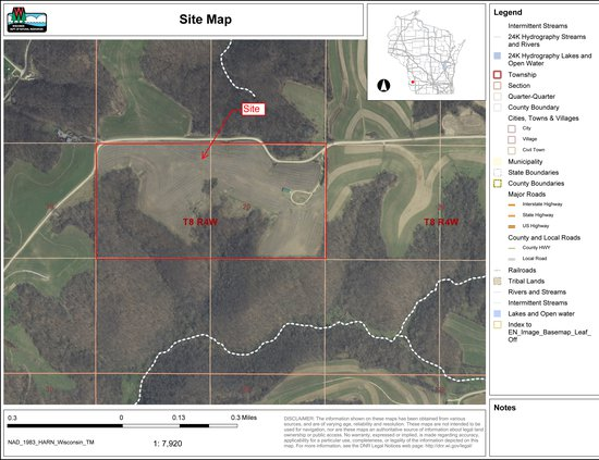 ROTH_site map