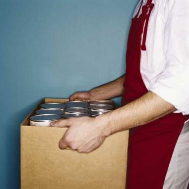 food pantry bank