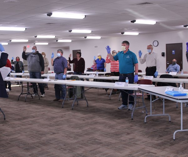 laf county board 2020