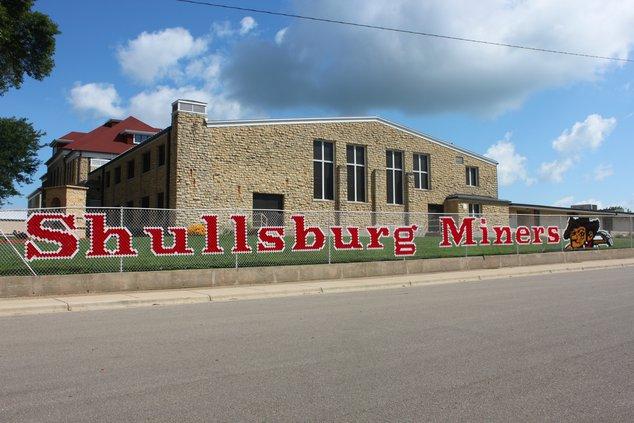 shullsburg school