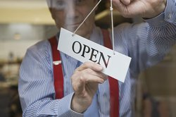 business open
