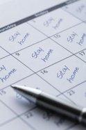 covid calendar