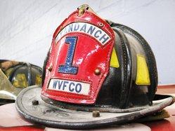 fire fighter dept stock