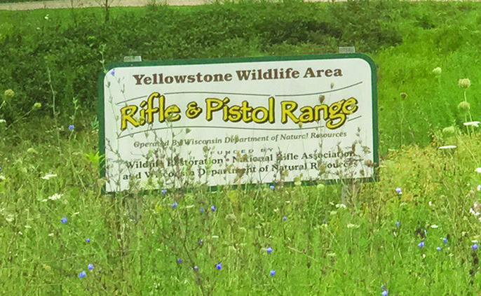 yellowstone shooting range