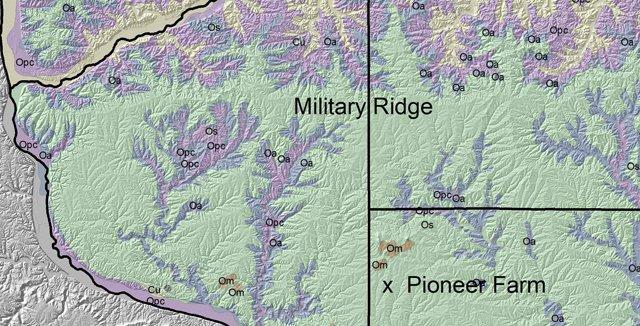 Military Ridge