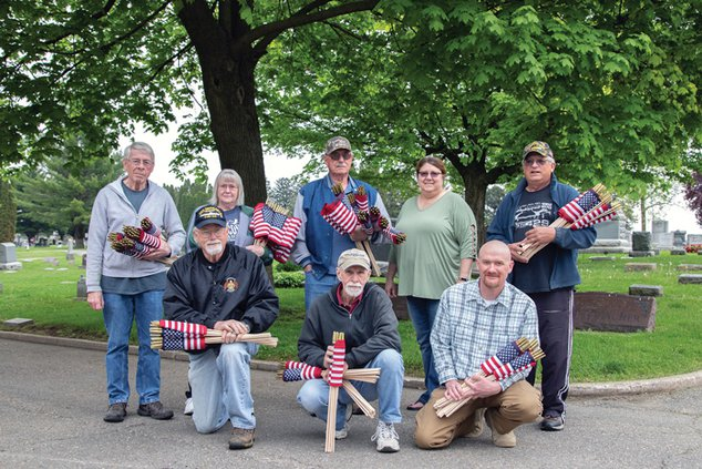 vets flags 1