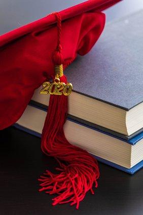 Graduation stock 2020