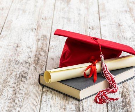 graduation stock