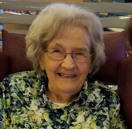 Mildred Stove, 1919-2020