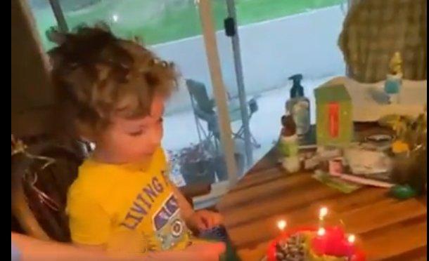 Thatcher's 4th birthday cake