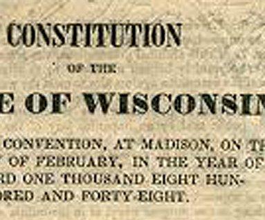 Wisconsin Constitution