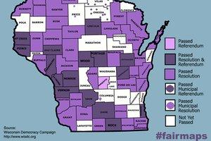 Fair Maps map