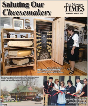 saluting our cheesemakers cover