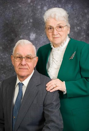 Paul and Betty (Moore) Ewing