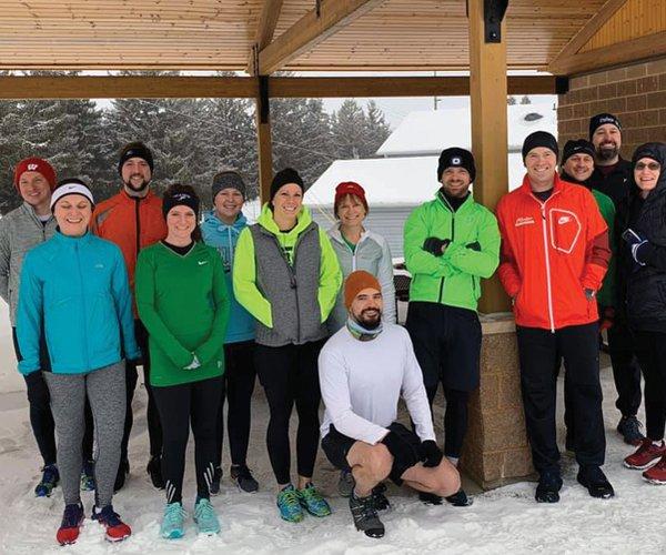 monroe running club