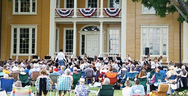 Boscobel Fourth of July