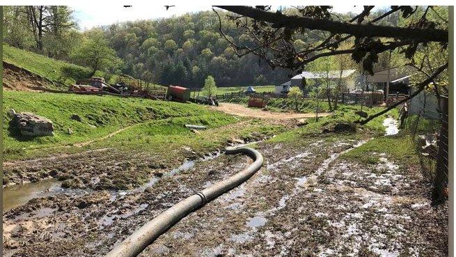Otter Creek Spill II