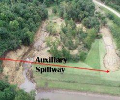 Egg Facility_Auxiliary Spillway