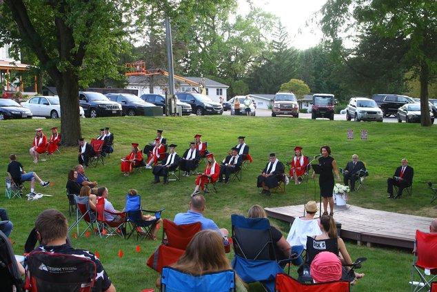 shullsburg graduation