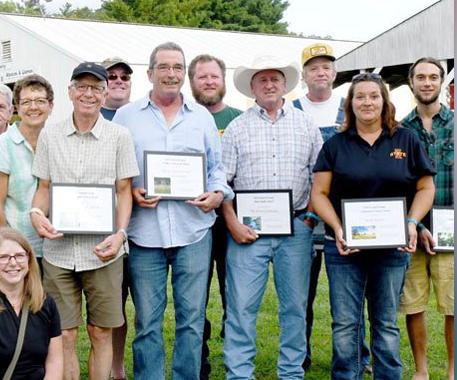 2019 Consvtn awards