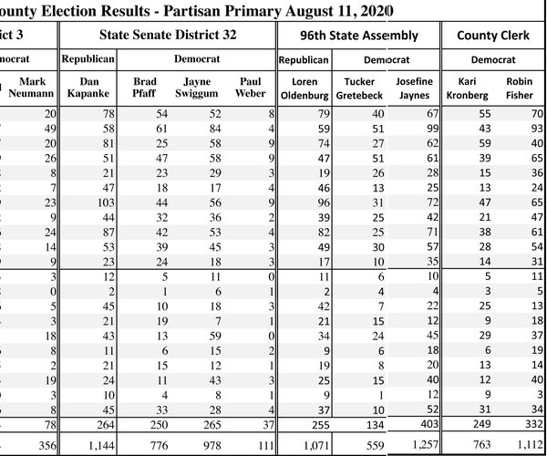 CC 081120 partisan primary results
