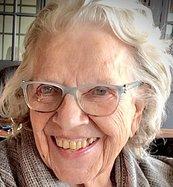 Gloria Hays, 1931-2020