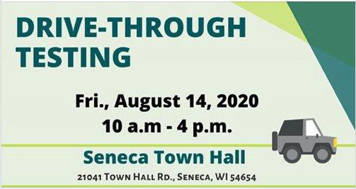 Seneca Testing Event