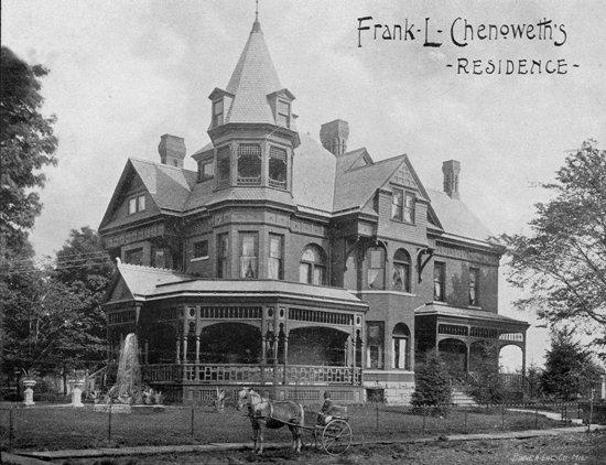 chenoweth house 1889