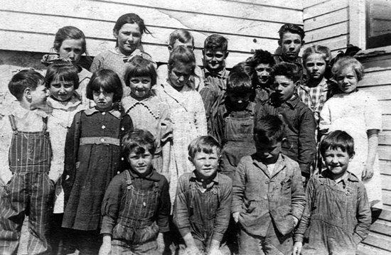 ball school 1920