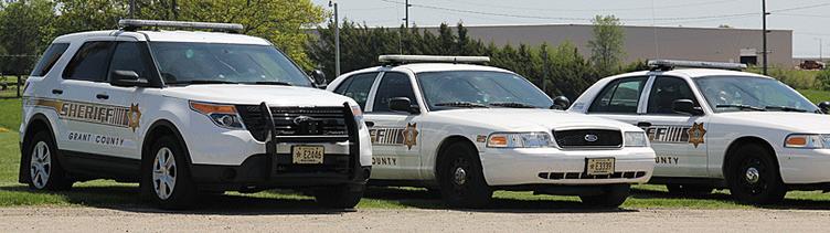 Grant sheriff cars